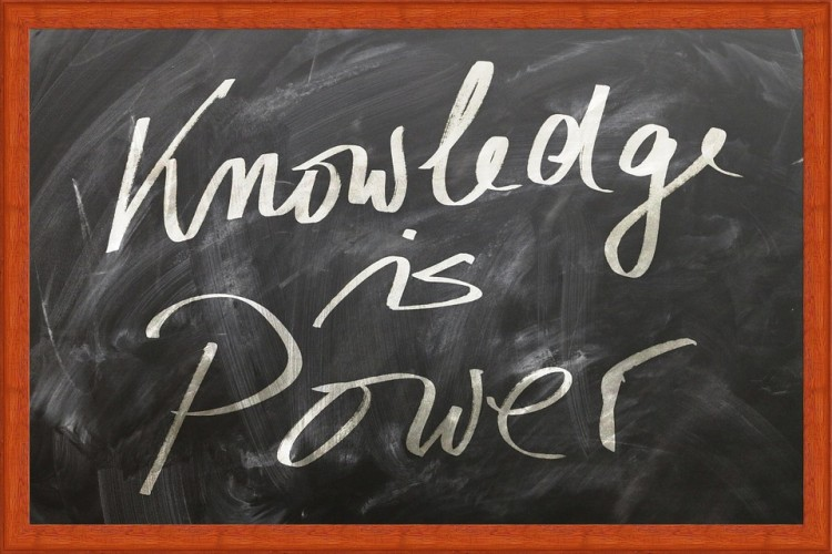 Knowledge is power is for your sales team