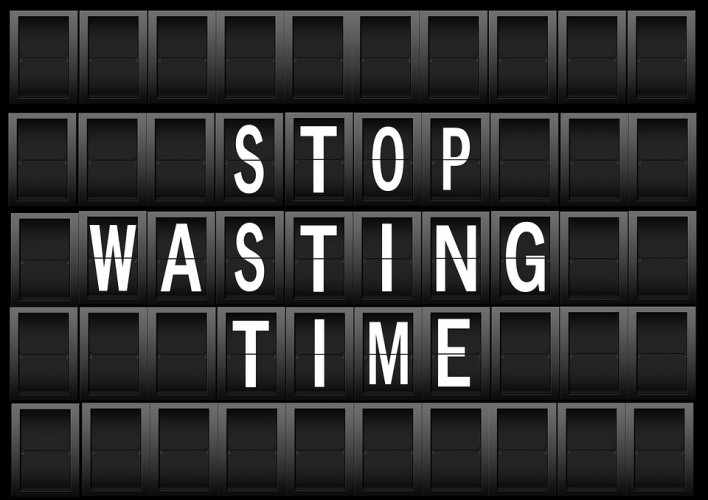 Display panel - Stop Wasting Time