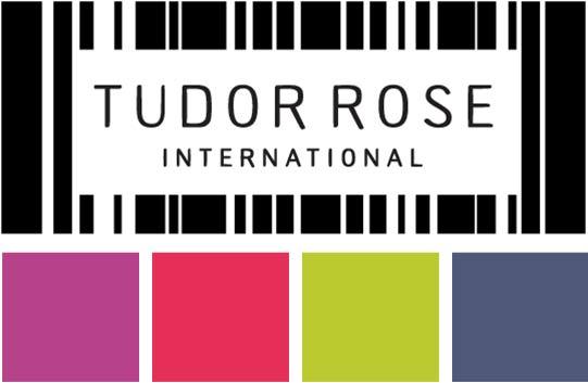 Tudor Rose Branding