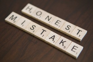 Honest Mistake in Scrabble Letters – Top 5 Negotiation Mistakes to Avoid at All Costs