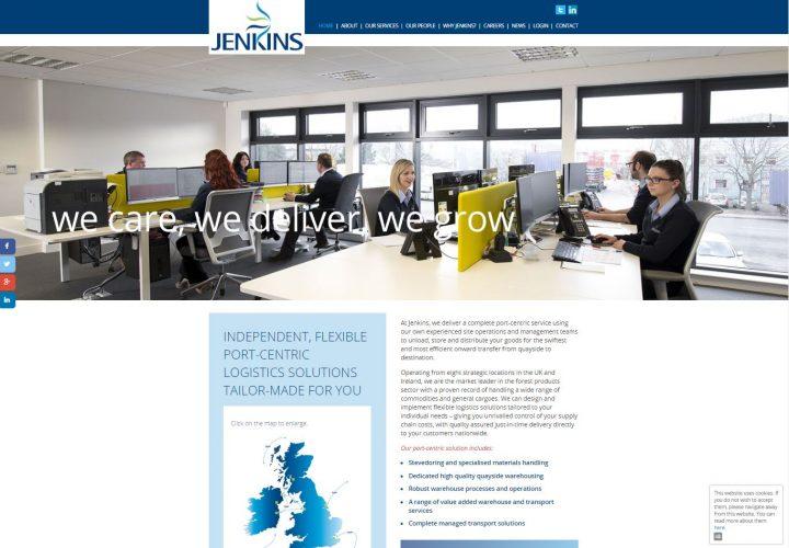 Jenkins Shipping