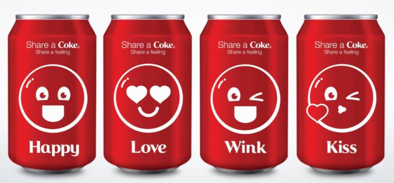 Coke's emotional branding