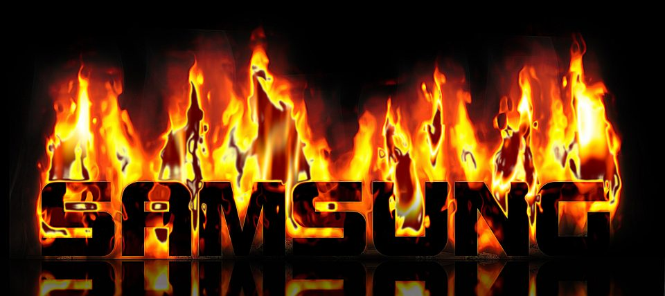 Flaming Samsung – Top PR Fails